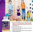 NuBest Tall Kids – Multivitamins and Multi-minerals for Kids from 2 to 9 Years Old to Grow Taller – Berry Flavor - 90 Chewable Tablets